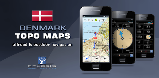 Denmark Topo Maps - Apps on Google Play
