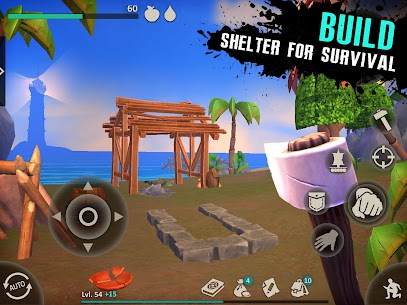 Survival Island: EVO PRO – Survivor building home 3.217 Mod Apk [Unlimited Coins] 2