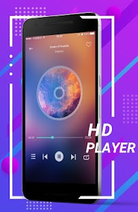 Colorful Music Player-Free Music&Radio - náhled