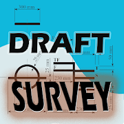 Draft  Survey for Large Ships