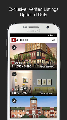 Apartments for Rent by ABODO Apk apps 2