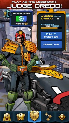 Judge Dredd: Crime Files filehippodl screenshot 1