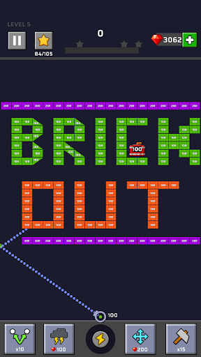Brick Out - Shoot the ball 20.0720.00 screenshots 1