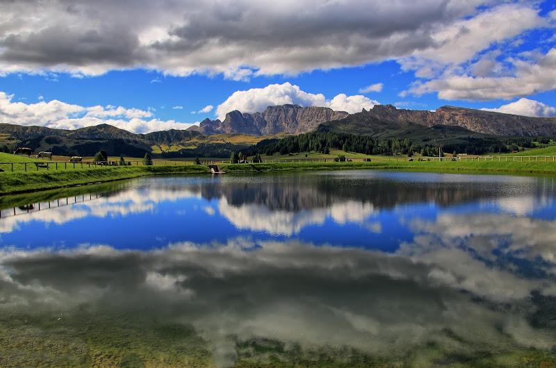 La montagna è un luogo dove si vede il mondo com'era senza di noi e come sarà dopo di maurizio_longinotti