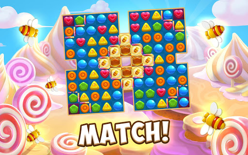 Ice Cream Challenge - Free Match 3 Game - screenshot