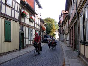Photo: Wjeżdżamy do Wernigerode i nic się przed nami nie ukryje (foto Zbyszek I.)