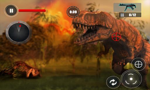 野生恐龍生存攻擊3D