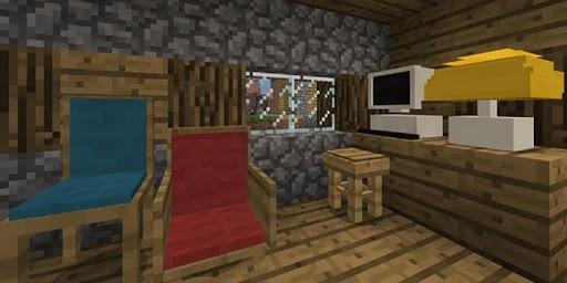 Vanilla Furniture Addon for Minecraft PE 1 0 Apk Download