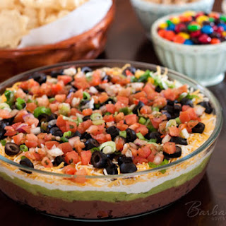 7 Layer Bean Dip Taco Seasoning Recipes
