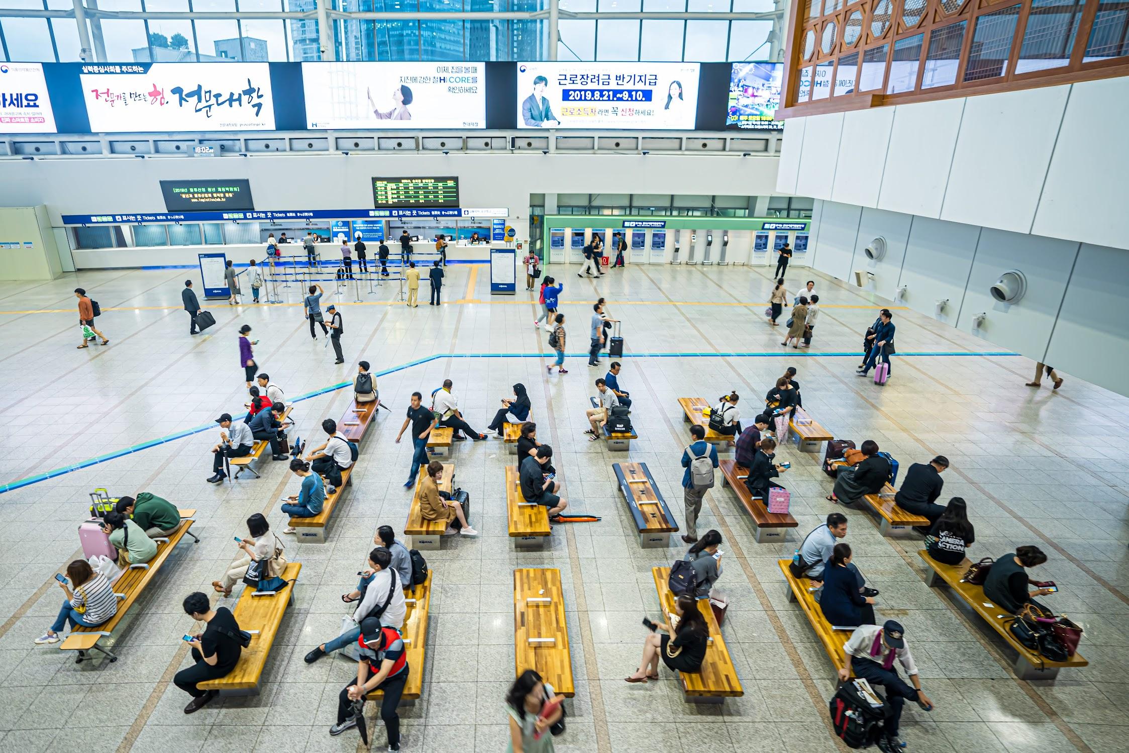 ソウル駅4