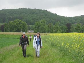 Photo: A proximité des jardins d'Annevoie