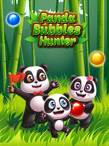 Panda Bubbles Hunter 1.1 screenshots 1