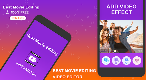 Best Movie Editing Pro -Video Creator - Photo Edit screenshot 1