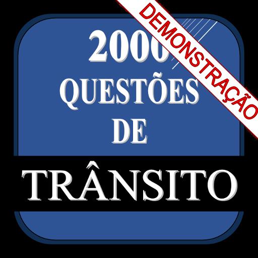 2000 Questões de Trânsito DEMO for PC