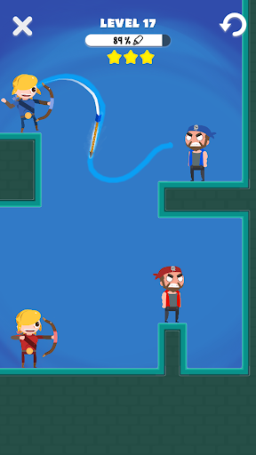 Crazy Arrow - Drawing Puzzles screenshots 2