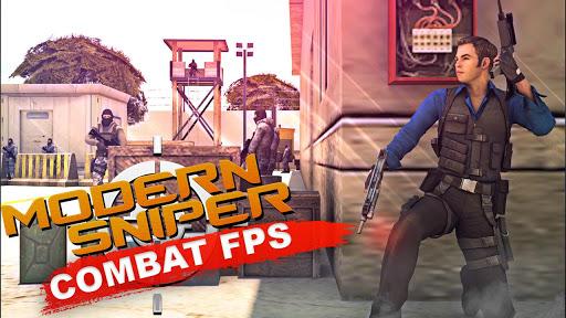 Modern Sniper Combat FPS Game for PC