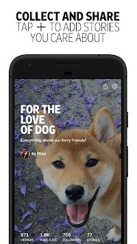 Flipboard: Novice Novo Temo APK screenshot thumbnail 6