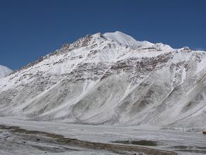 Photo: Achiktash, Petrovsky peak, after snowfall