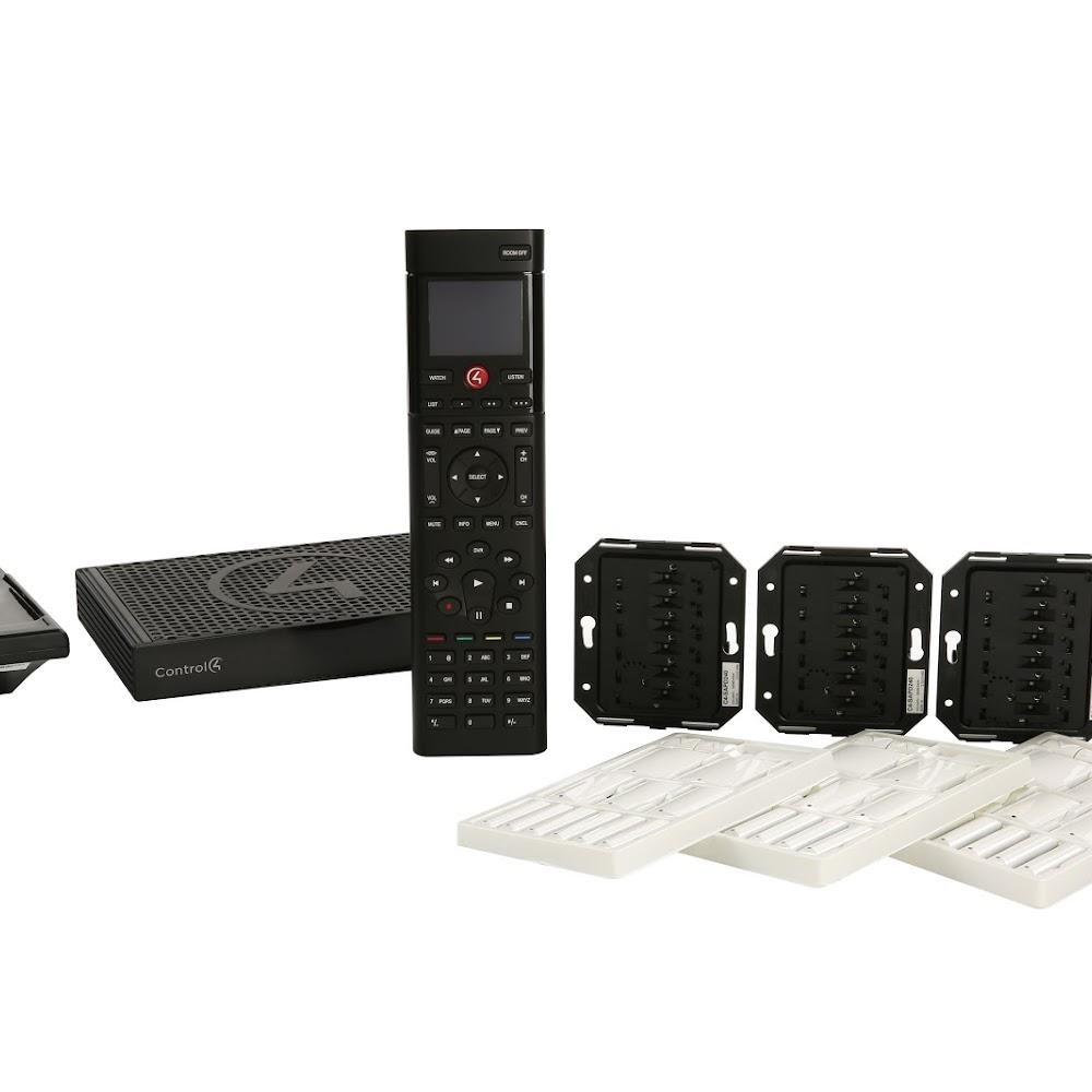 Control4 超值娛樂影音燈光組合 (價錢PM)