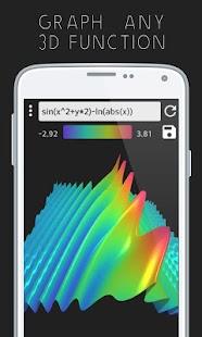 Surface 3D Plot - náhled