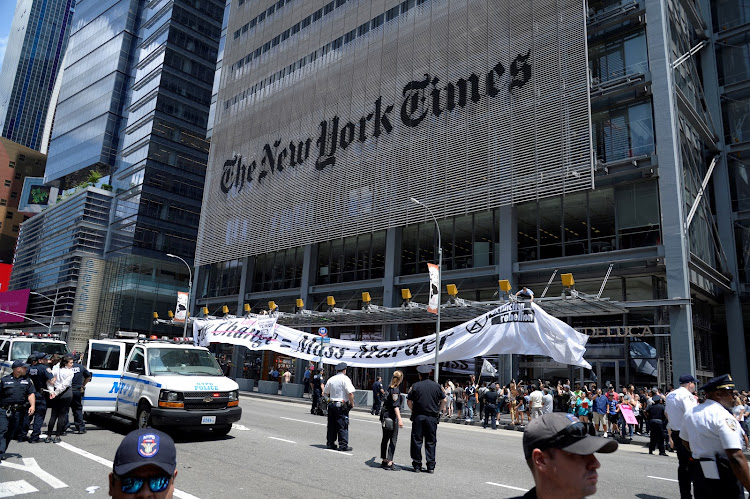 NY Times pleads guilty over controversial Nairobi job advert