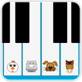 Animal Piano For Kids