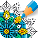 Atmosphere: Mandala Coloring Book for Adults icon