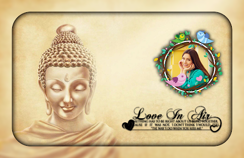 Download Lord Buddha Photo Frames For PC Windows and Mac apk screenshot 2