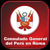 Consulado del Perú en Roma