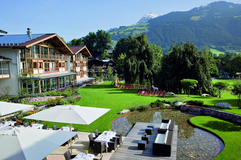 Photo: ©Kitzhof Mountain Design Resort (Kitzbuhel, Austria) http://bit.ly/VaMWoh