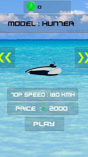 Speed Boat Racing Jet