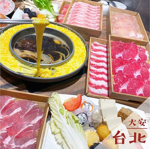 魯山人和風壽喜鍋物|澎湃肉品與自助吧吃到飽!韓式鑄鐵起司鍋更是值得大力推薦的好選擇(完整菜單)