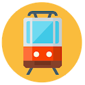 Lviv transport Online tracker icon
