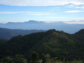 Photo: Morning view of Phu Soi Dao on Thai-Lao border