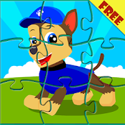 Cartoon Kids Jigsaw Puzzle 1.0.1