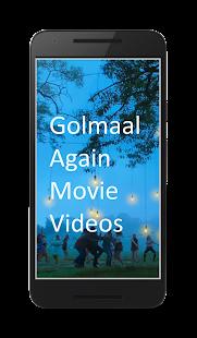Golmaal Again Movie Videos - náhled