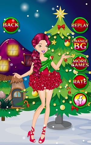android Flower Fairy Christmas Screenshot 9