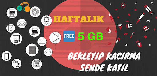5 GB KAZAN - BEDAVA İNTERNET KAZAN 4g 3g Paketi for PC