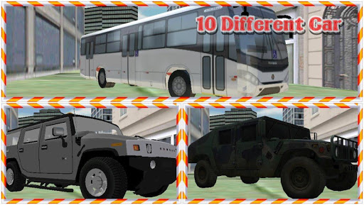 City Mission - Car Driver