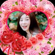 Beautiful Roses Photo Frames
