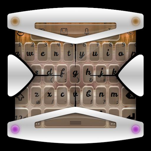 氷河湖 TouchPal Theme 個人化 App LOGO-硬是要APP