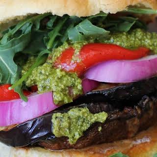 The Ultimate Grilled Portobello Burger.