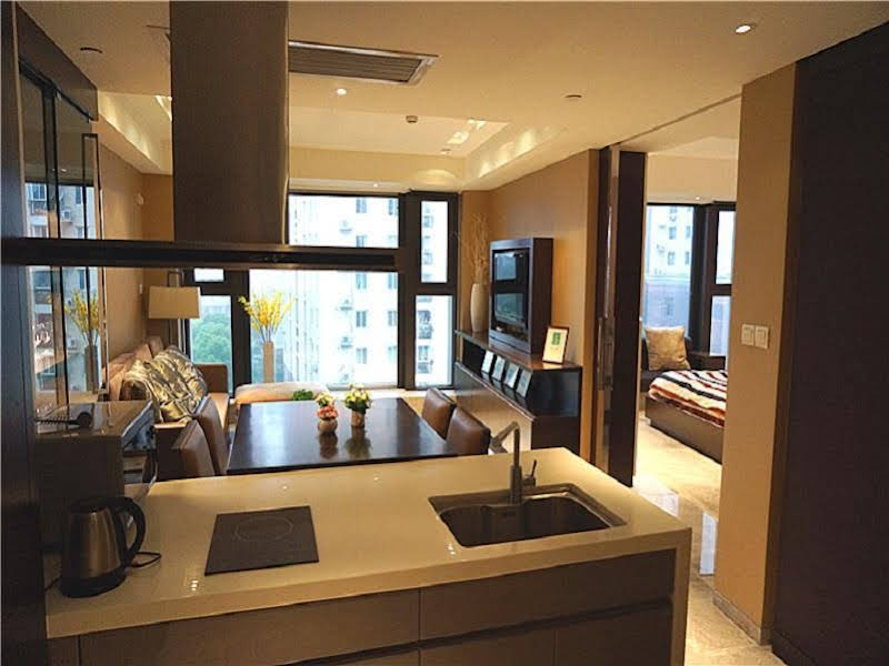 Love Home Serviced Apartment (Huijing Tiandi)