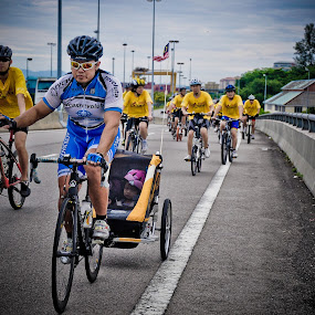 Cycling For Charity Event by Wei Seong Yan - Sports & Fitness Cycling