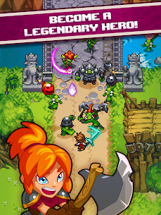 Dash Quest Heroes Mod Apk 1.5.13 6