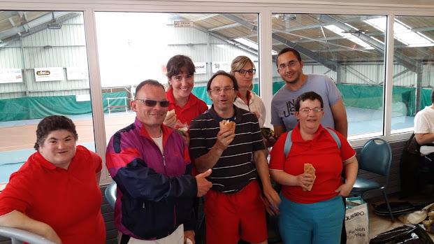 Championnat de Picardie de Tennis Adapté 2015