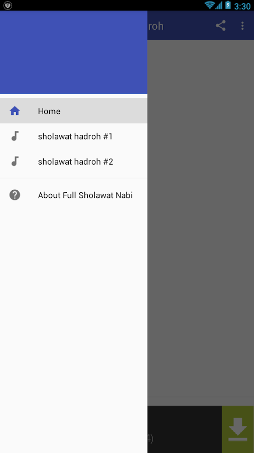 Full Sholawat Nabi Hadroh - Android Apps on Google Play