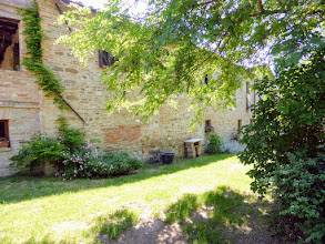 Photo: Calmancino - das Haus. Seitenansicht.