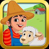 تعلم والعب : حيوانات المزرعة