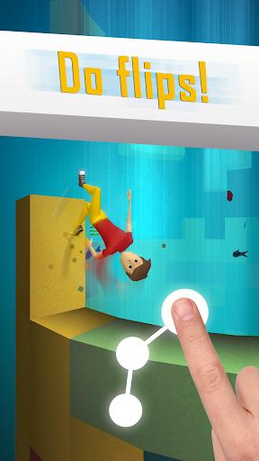 Tetrun: Parkour Mania - free running game  captures d'écran 1